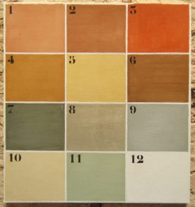 I colori della citt ovvero terre e pigmenti il capochiave - Immagine di terra a colori ...