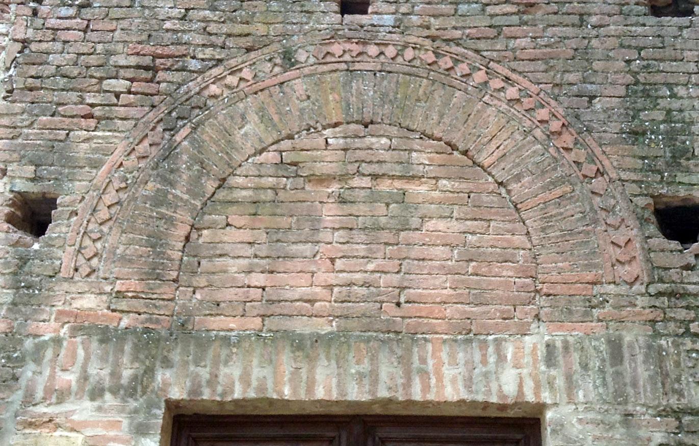 archi in pietra e mattoni usi e tipologie il capochiave On ghiera architettura