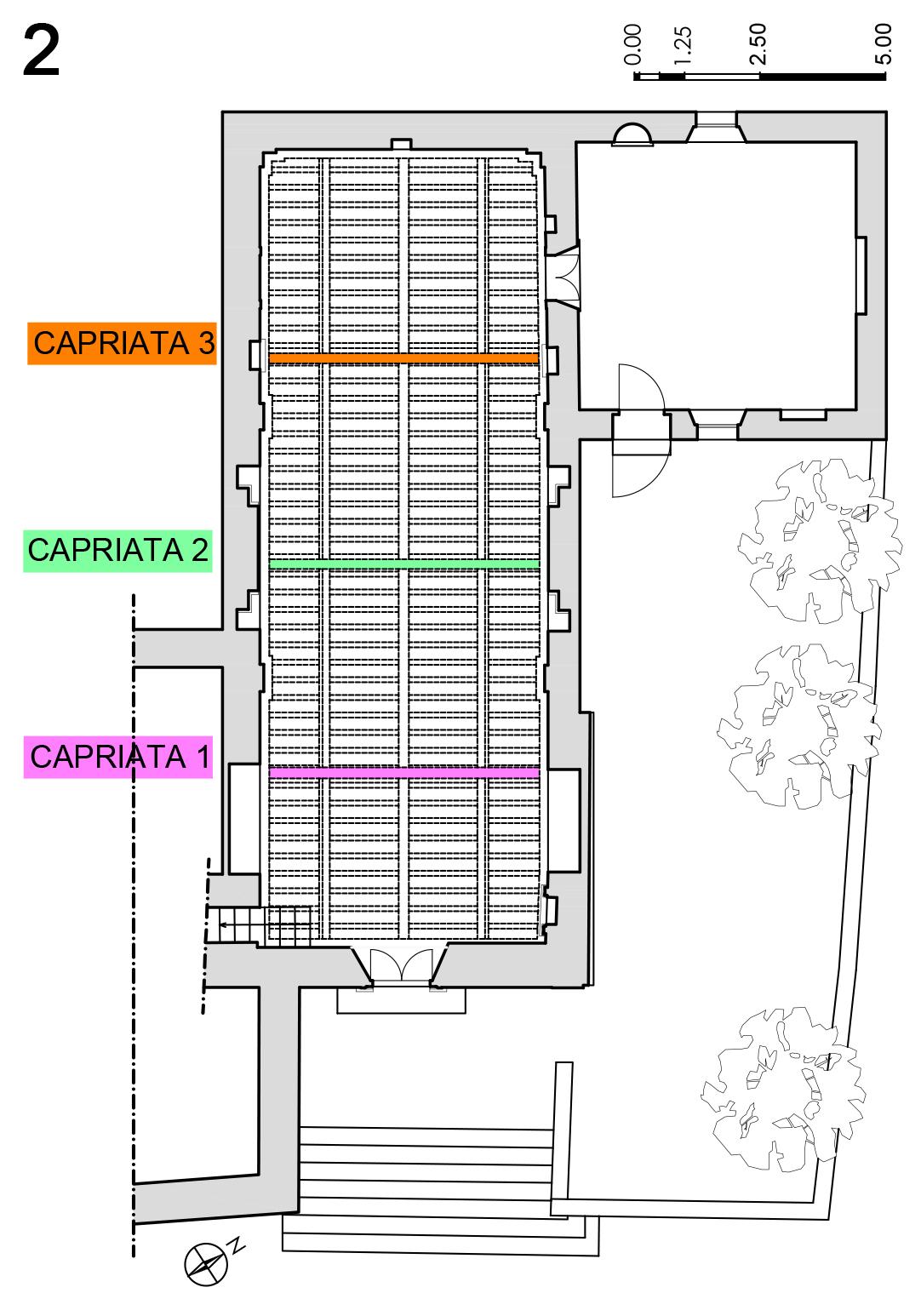 Progetto Capriata In Legno dissesti e difetti costruttivi nelle capriate in legno