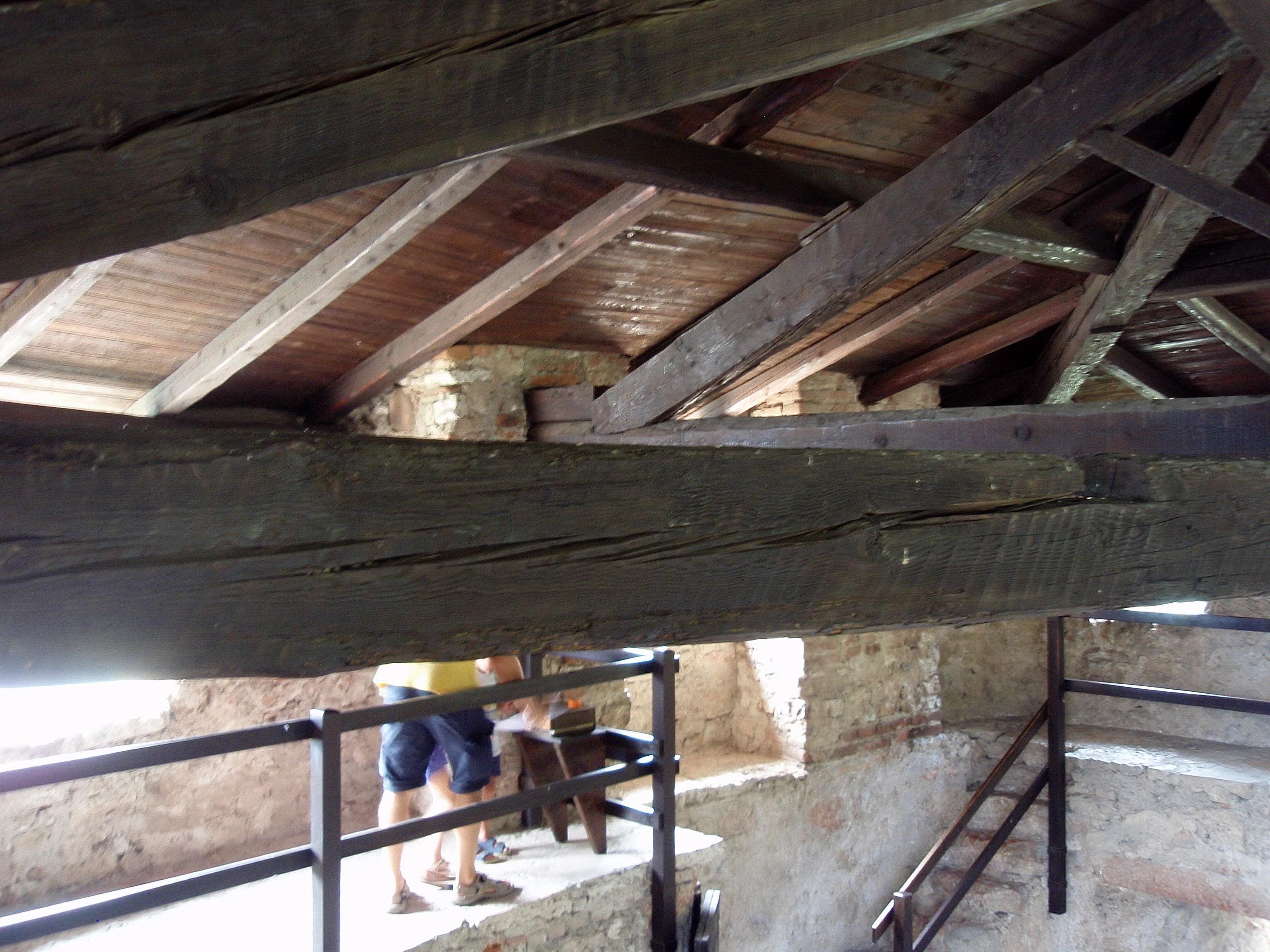 Dissesti e difetti costruttivi nelle capriate in legno for Case in legno difetti