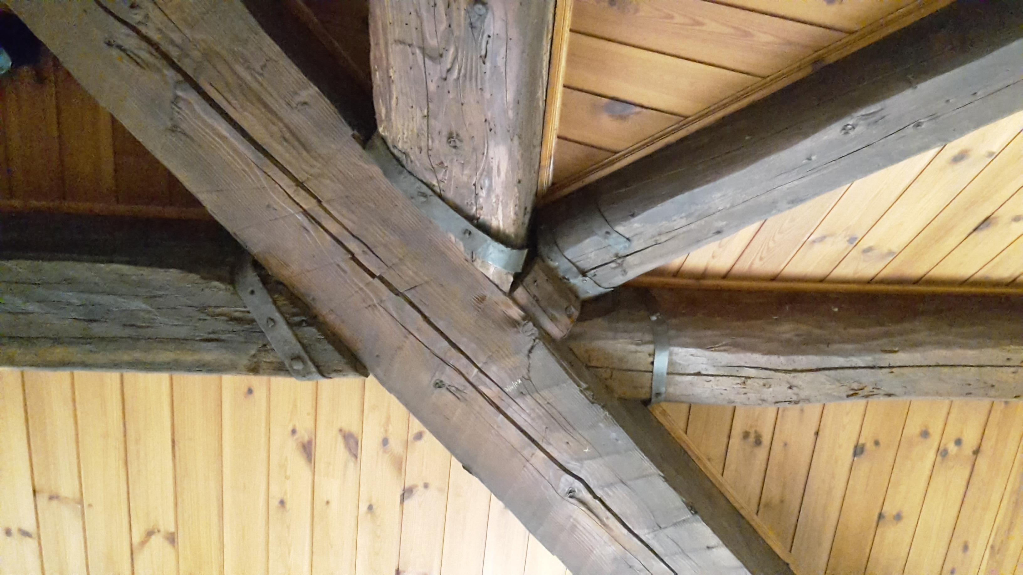 Restauro Infissi In Legno Bologna antichi metodi di consolidamento delle strutture in legno