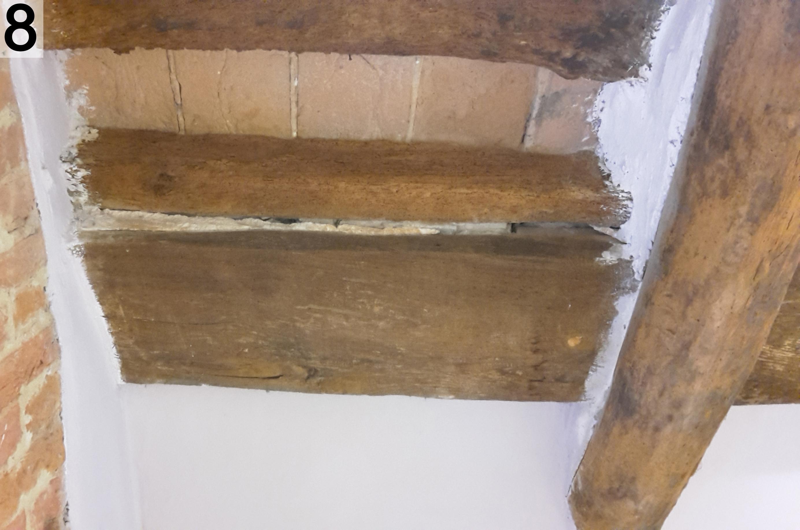 Sostituzione Travi In Legno Solai antichi metodi di consolidamento delle strutture in legno