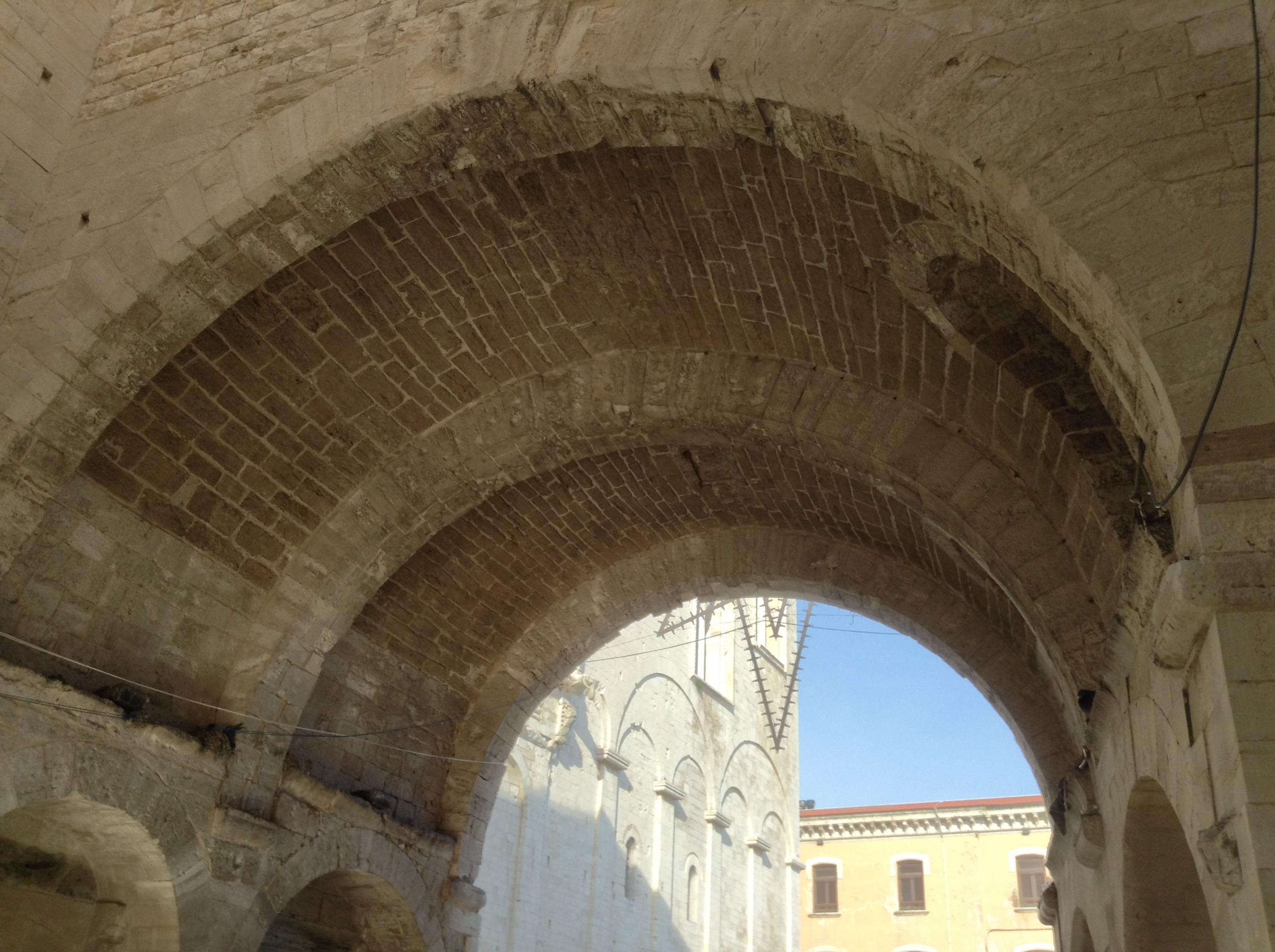 Rivestire Un Arco In Legno consolidamenti tradizionali: archi e sottarchi – il capochiave